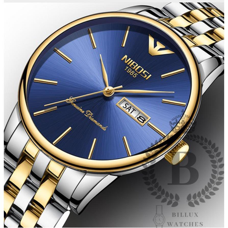 Đồng hồ nam NIBOSI 2332 CHÍNH HÃNG (MÀU demi)