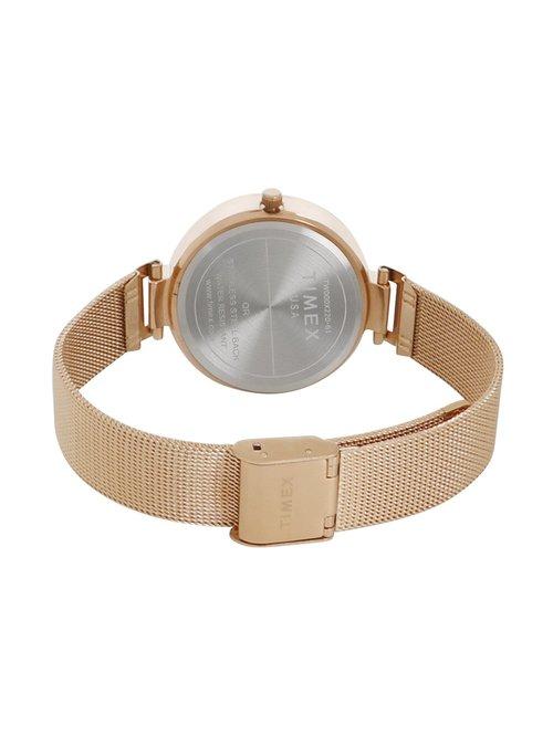 Đồng hồ Nữ Dây Kim Loại Timex TW000X220