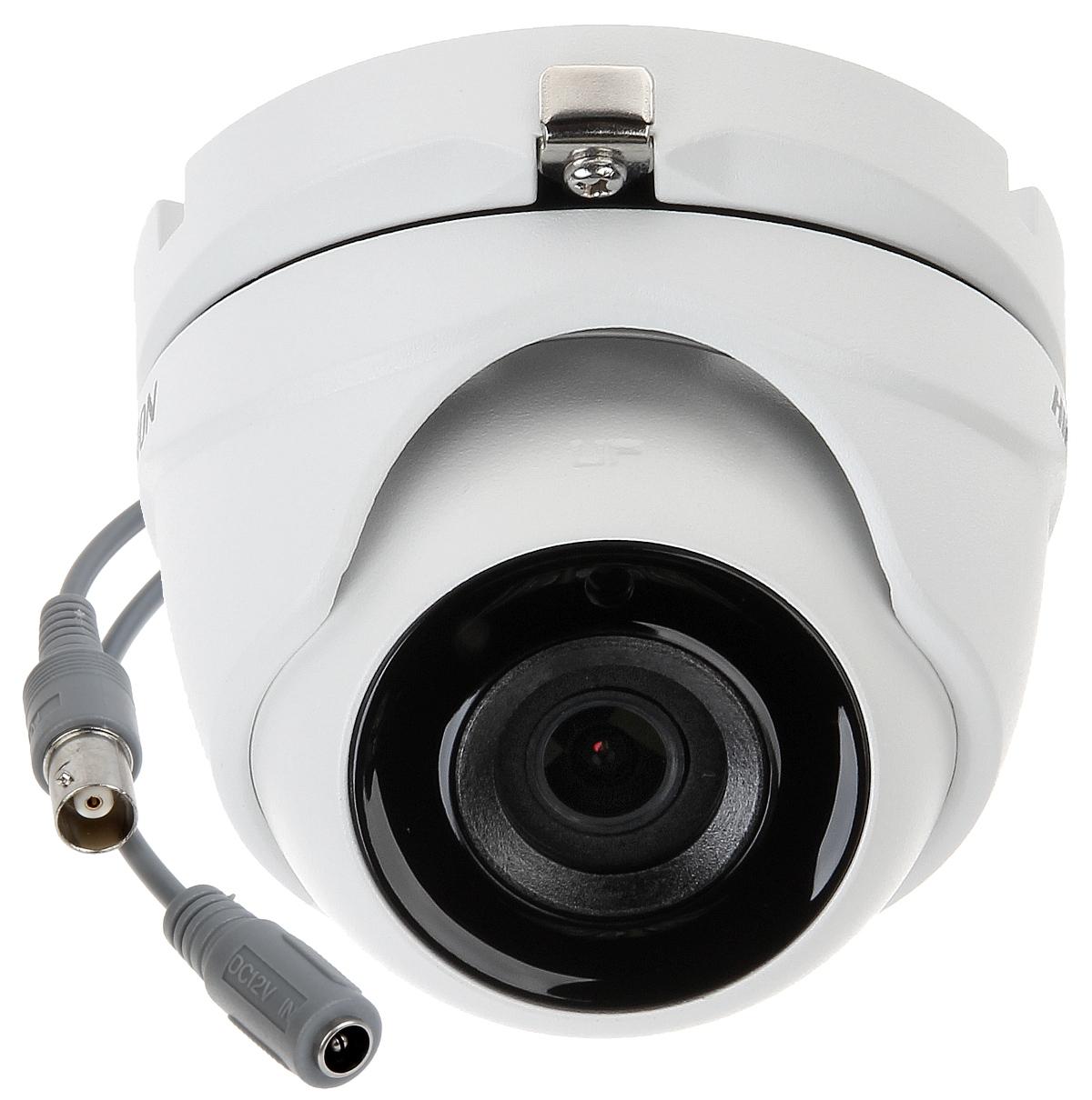 Camera Giám Sát An Ninh Hikvision HD-TVI DS-2CE56F1T-ITP - Plastic 3.0MP - Hàng Chính Hãng