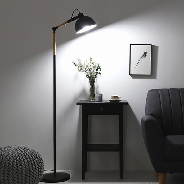 Đèn sàn đứng DC006- KÈM bóng LED chống lóa cận