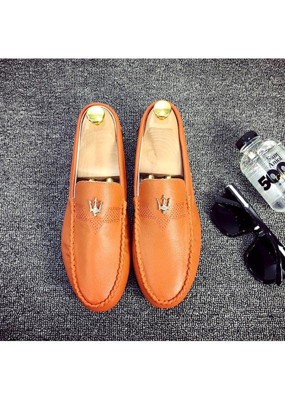 Giày Lười Nam Da PU Mã H26