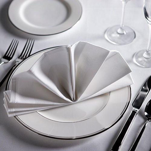 Khăn ăn nhà hàng, khách sạn HANVICO chuẩn 5 sao (55x55cm)