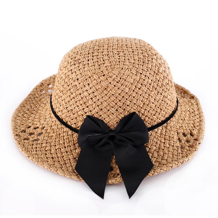 Mũ nón vành dễ thương cao cấp dành cho bé XTM-BB106 - Nâu