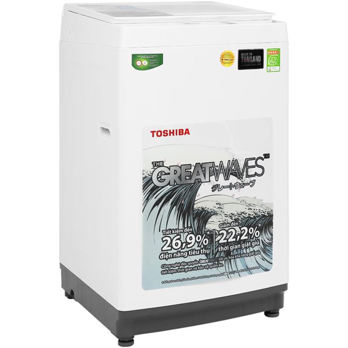 Máy Giặt Cửa Trên Toshiba AW-K1000FV-WW (9kg) - Hàng Chính Hãng - Chỉ Giao tại Hà Nội