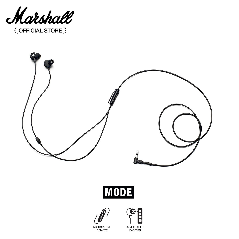[Hàng chính hãng] Tai nghe Marshall MODE Black & White