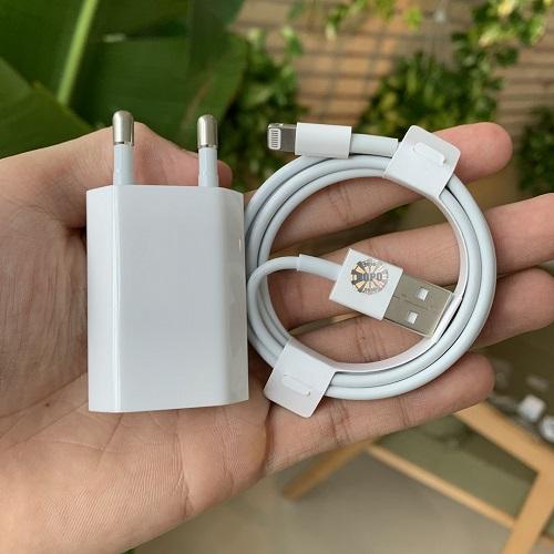 Bộ Củ Và Cáp Sạc Nhanh Lightning Dành Cho iphone
