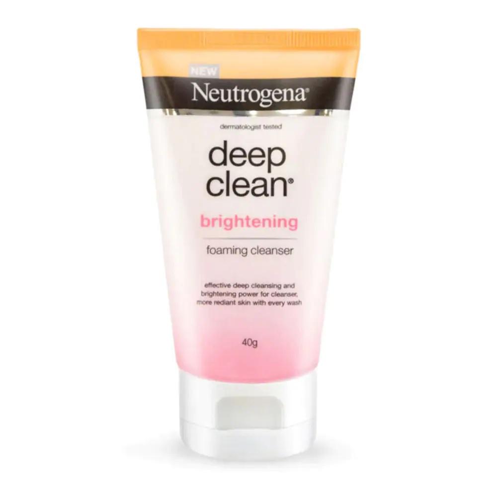 (Quà Tặng) Sữa rửa mặt Neutrogena giúp sáng da 40g - 210087462