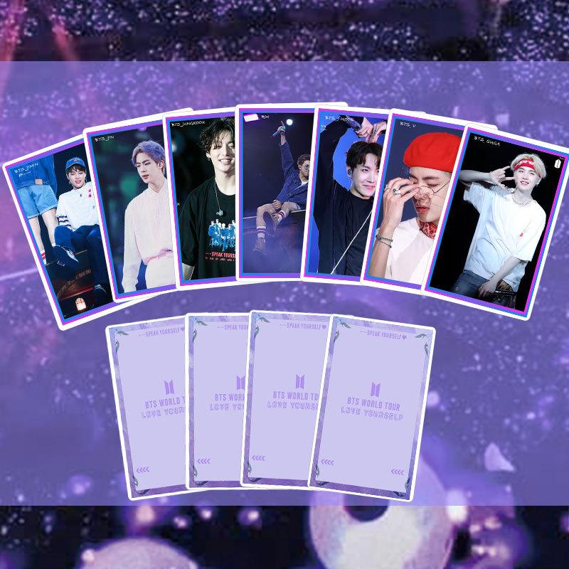 "Lomo card BTS ""Love your Self"" mới"