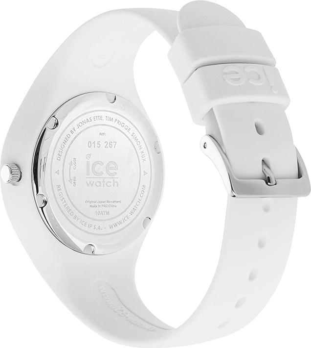 Đồng Hồ Nữ Dây Silicone ICE WATCH 015267 (35.5 mm)