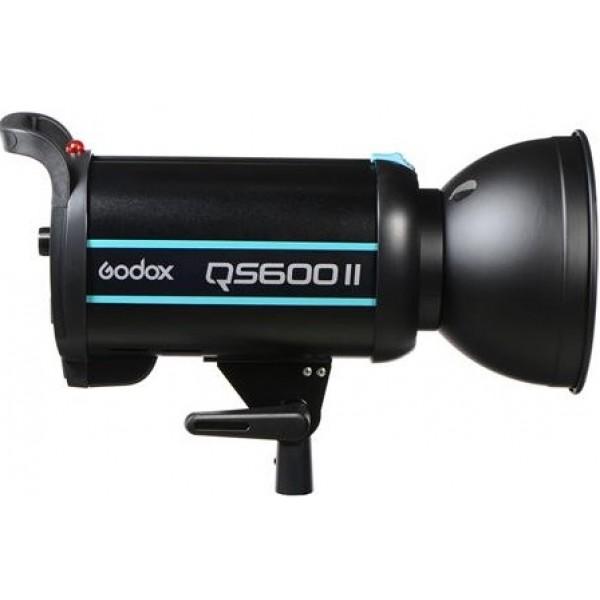 ĐÈN FLASH GODOX QS600 II - HÀNG CHÍNH HÃNG