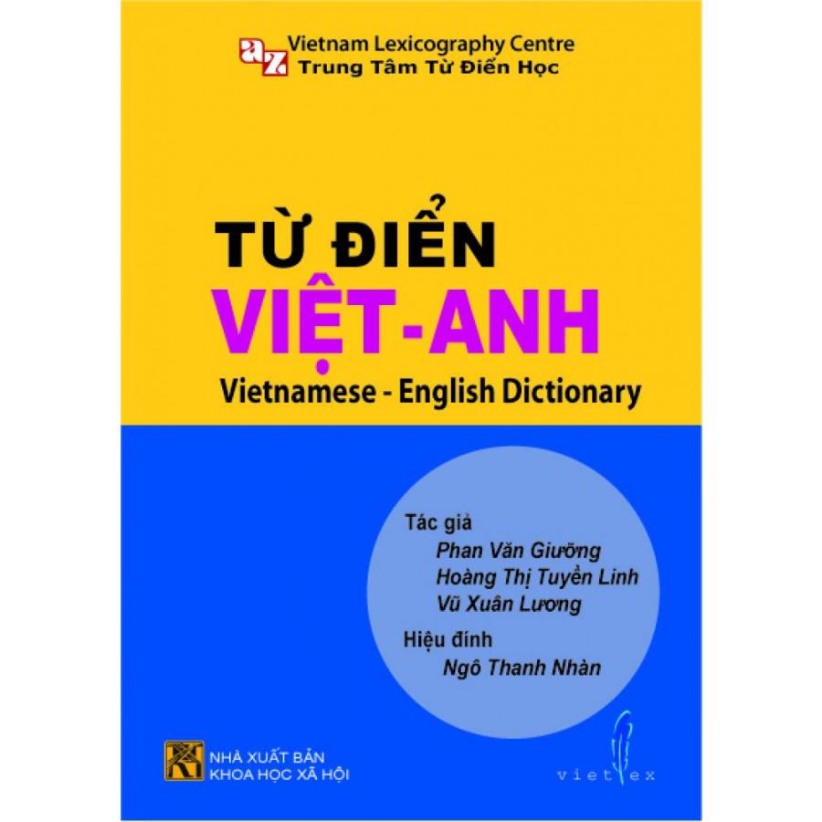 Từ Điển Việt - Anh (Phan Văn Giưỡng)