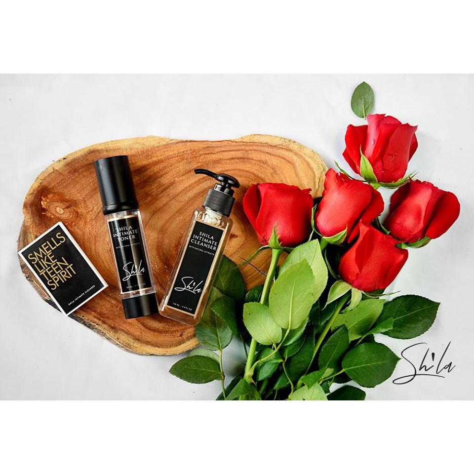 Combo Shila Intimate Cleanser & Shila Intimate Toner