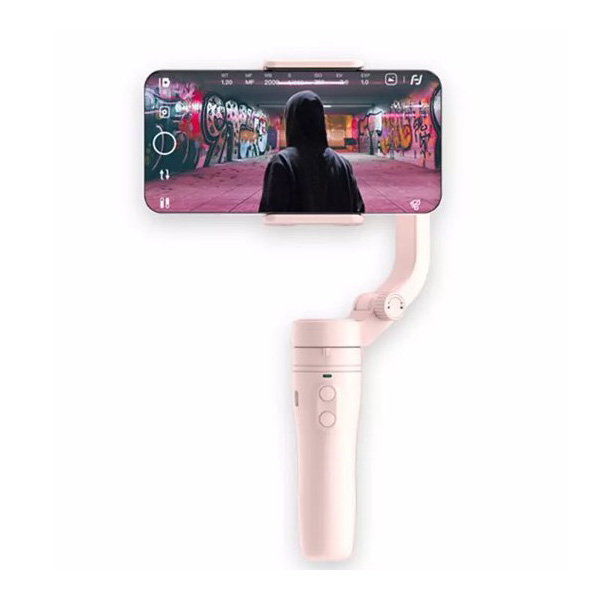 Gimbal Feiyu Vlog Pocket (Fantasy Pink) - Hàng Nhập Khẩu