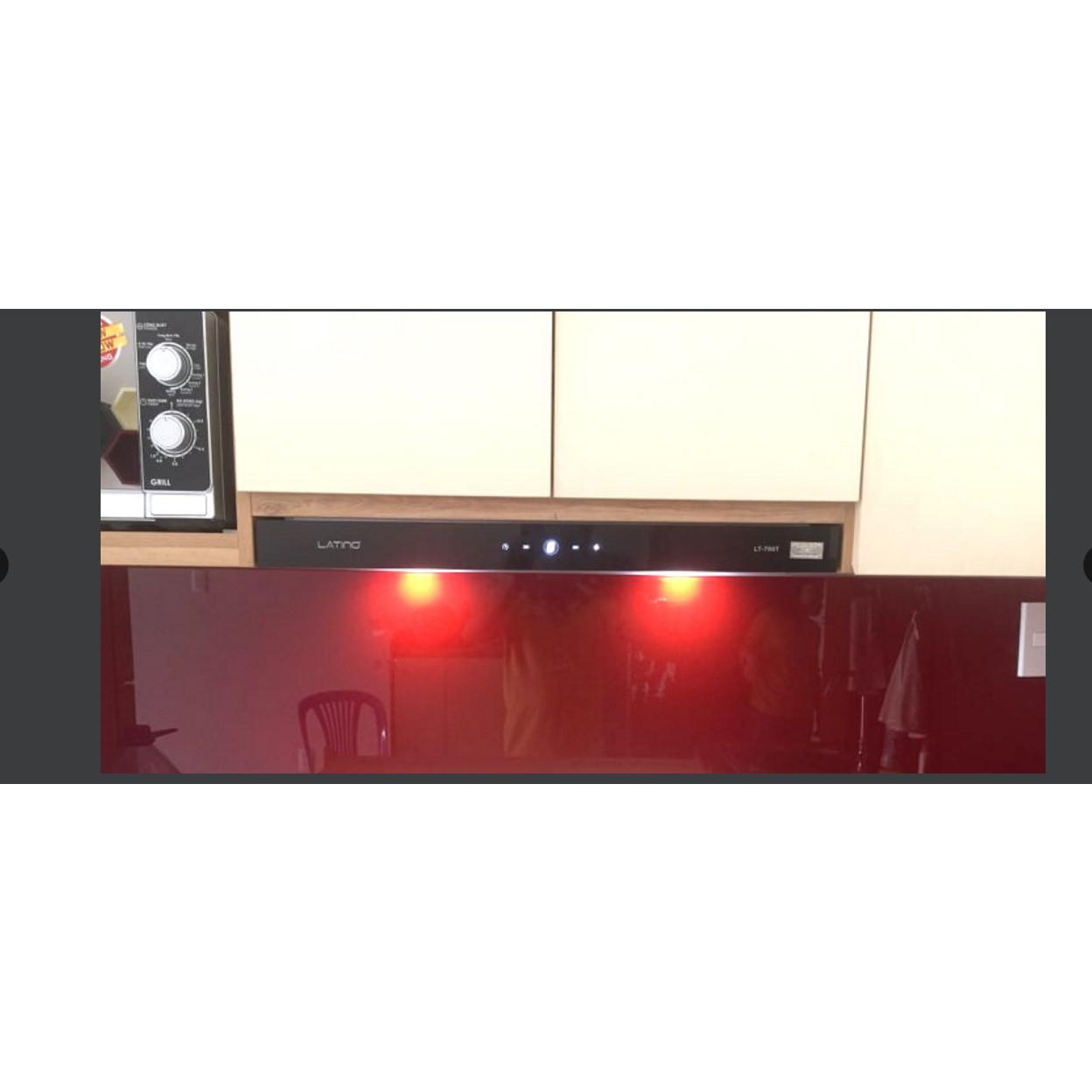Máy hút mùi âm tủ Latino LT-700T - Hàng Chính Hãng