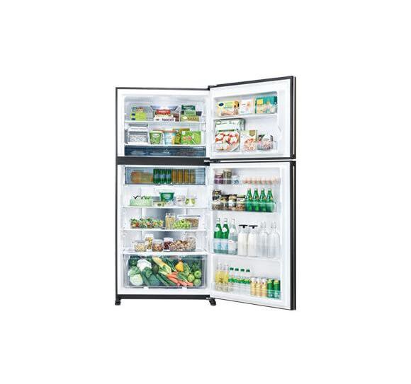 Tủ lạnh Sharp Inverter 520 lít SJ-XP570PG-BK model 2021 - Hàng chính hãng (chỉ giao HCM)