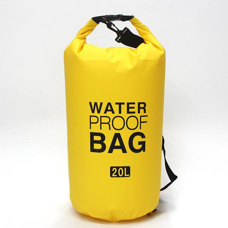 Túi khô chống thấm nước cao cấp sử dụng đi biển, dã ngoại Waterproof Bucket Bag màu vàng- loại 20L - 23804171 , 4436488506806 , 62_23369088 , 320000 , Tui-kho-chong-tham-nuoc-cao-cap-su-dung-di-bien-da-ngoai-Waterproof-Bucket-Bag-mau-vang-loai-20L-62_23369088 , tiki.vn , Túi khô chống thấm nước cao cấp sử dụng đi biển, dã ngoại Waterproof Bucket Bag