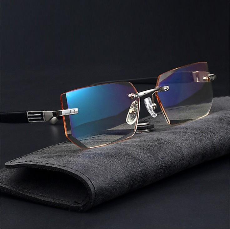 Kính lão thị viễn thị chống ánh sáng xanh chống mỏi măt khi đeo lâu kt12cp5