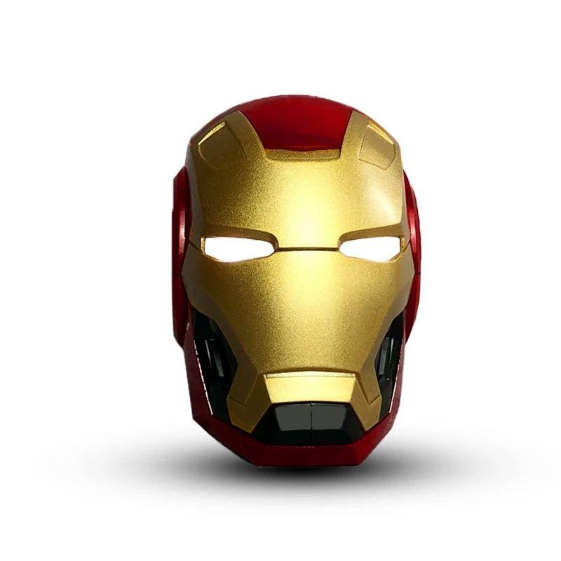 Loa bluetooth Iron Man siêu ngầu D00-561