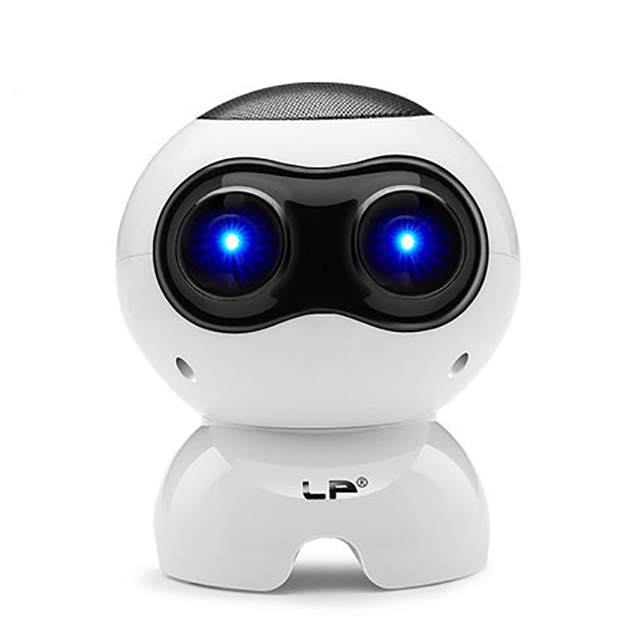 Loa Vi Tính Laptop Để Bàn Nghe Nhạc Mini Q900 Hình Robot Âm Thanh Siêu Trầm Sống Động hàng nhập khẩu