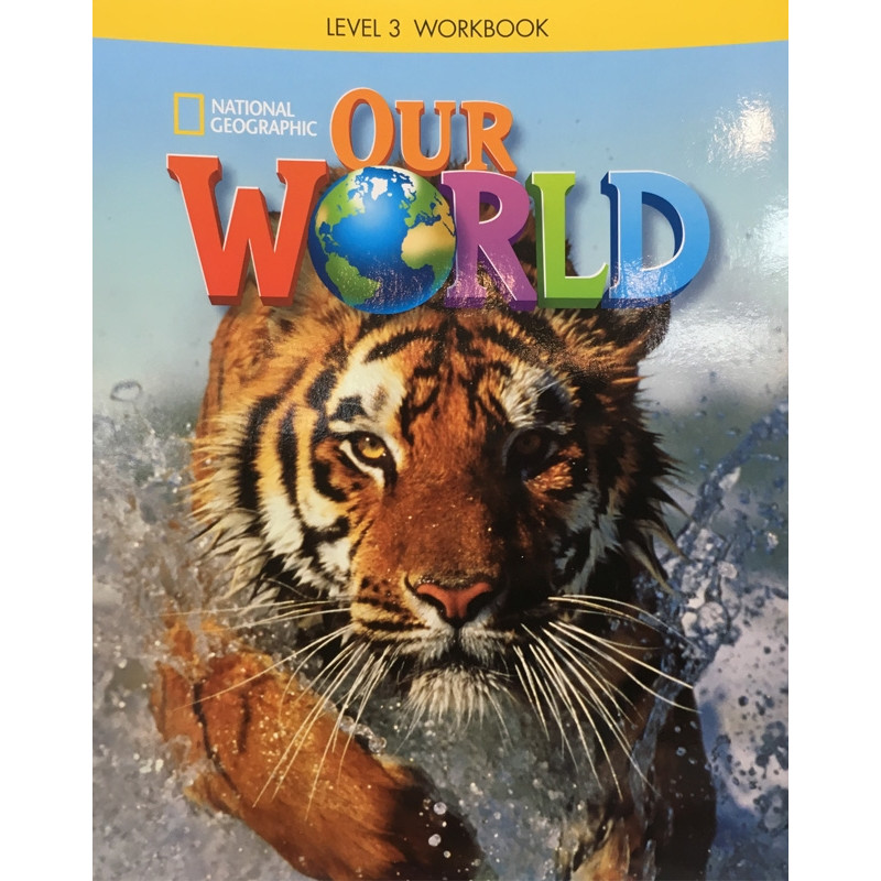 Our World Ame 3 Workbook
