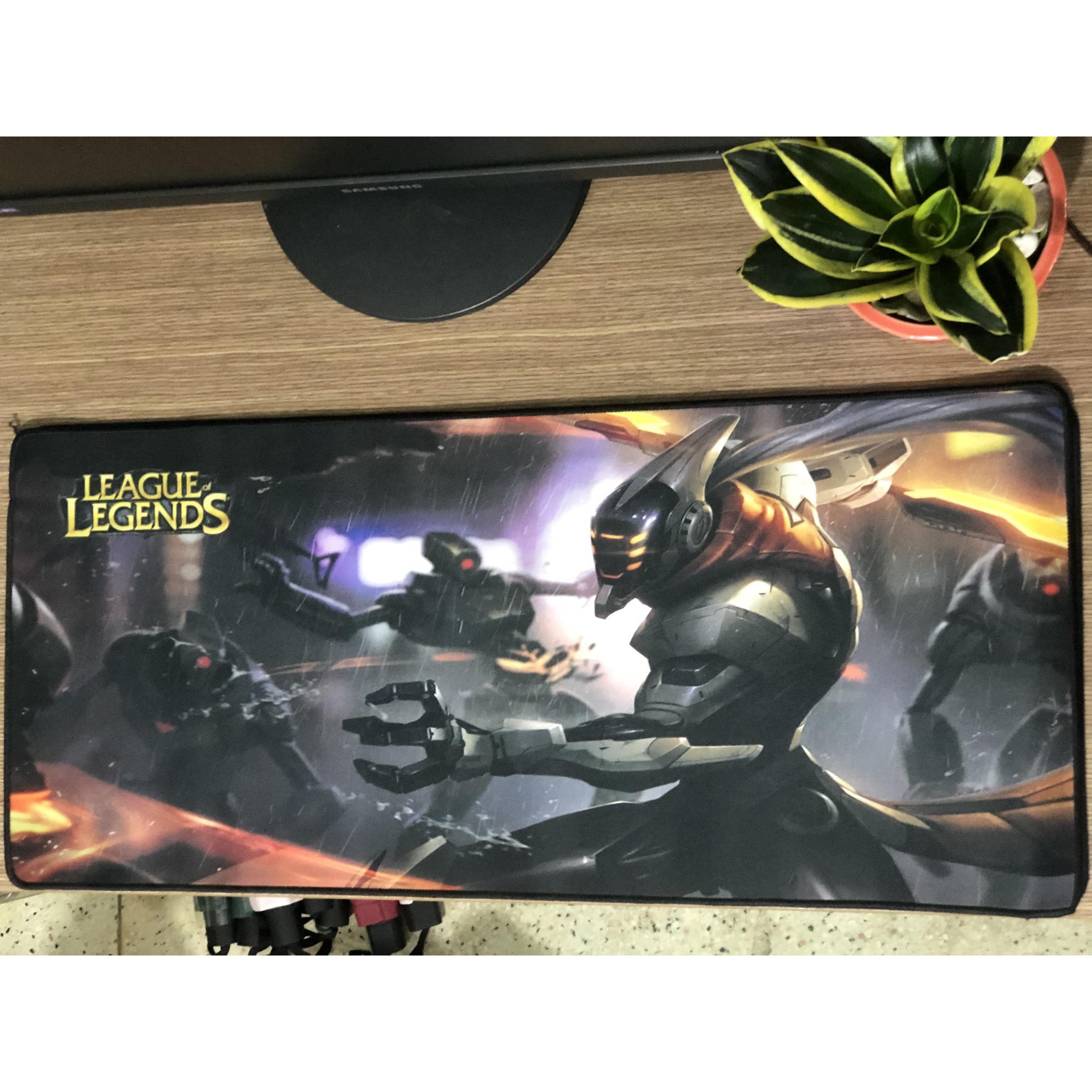 Lót chuột chuyên game hình Master Yi ( 70cm x 30cm x 3mm)