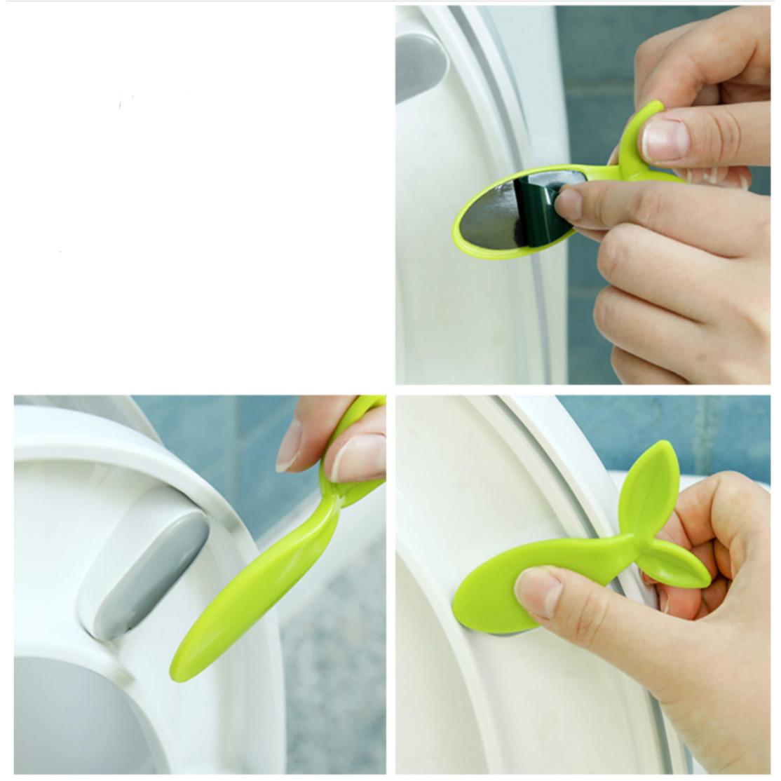 Lá kê nâng nắp toiletKt911