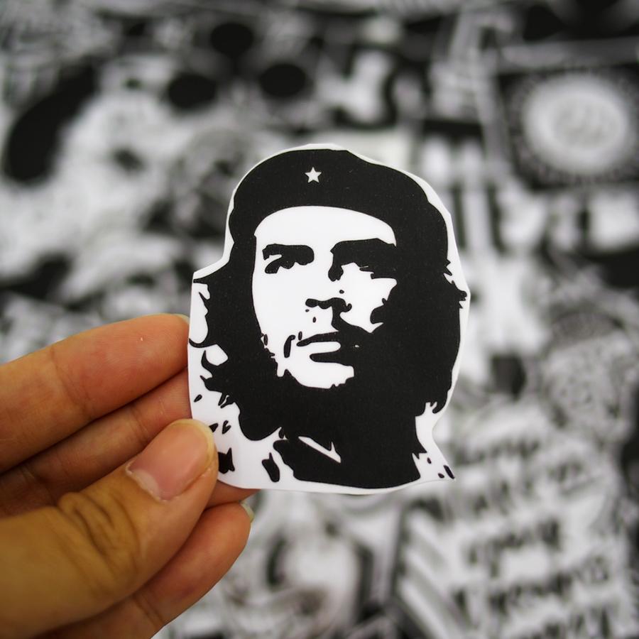Set 100 Sticker - Black White