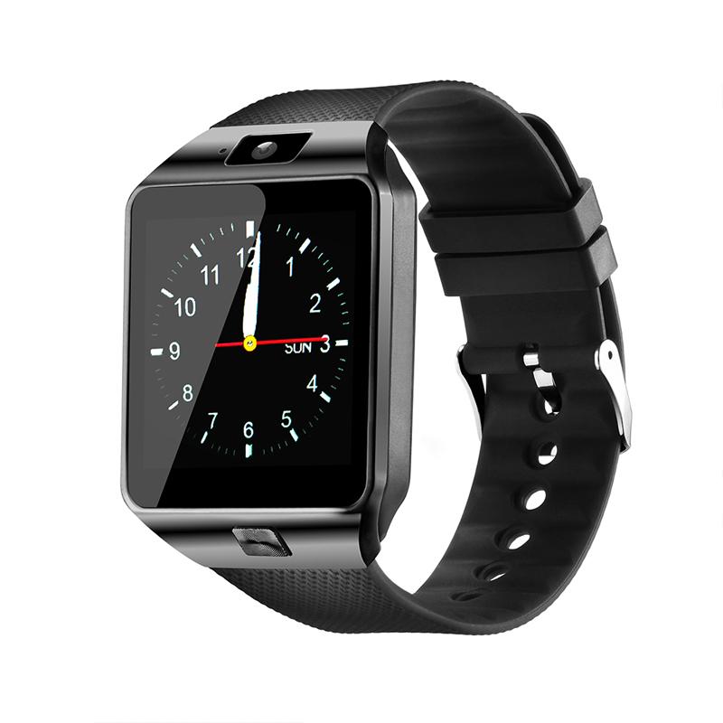 Đồng hồ thông minh kết nối điện thoại với camera hiển thị HD, máy đếm bước chân