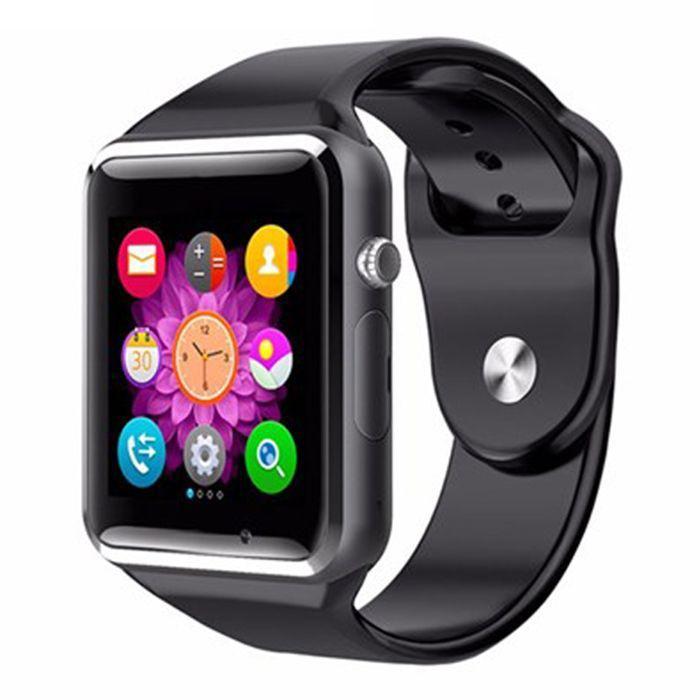Đồng hồ thông minh SA1 Màu đen
