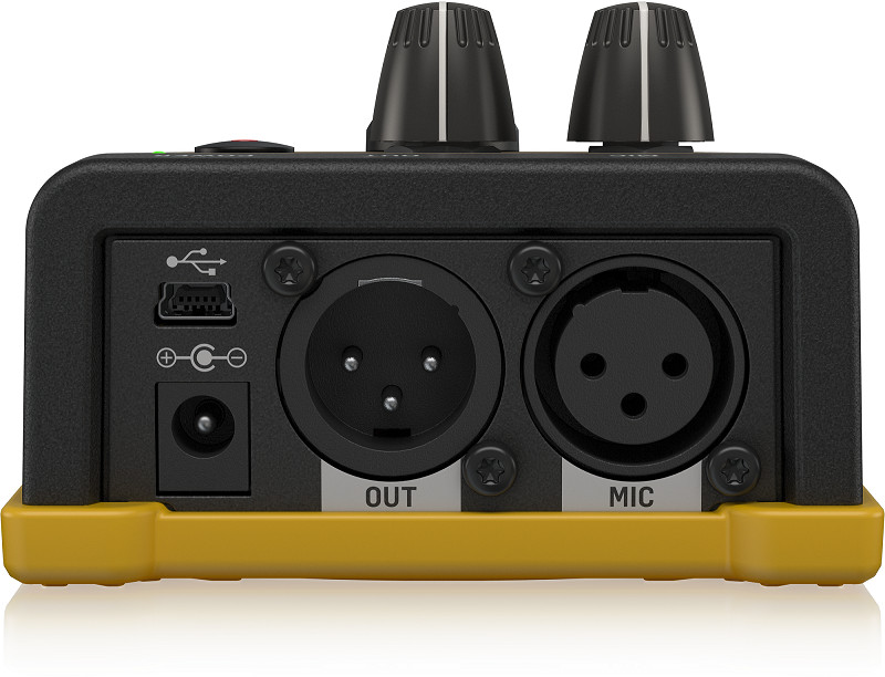 TC-Helicon VoiceTone T1 Single-Button Stompbox-Hàng Chính Hãng