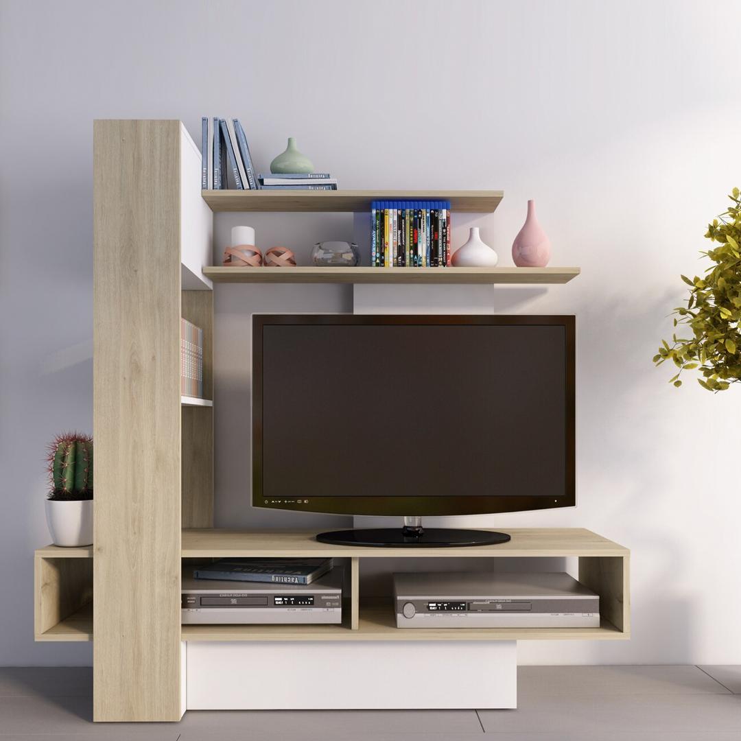Kệ Tivi gỗ hiện đại SMLIFE Tinashe