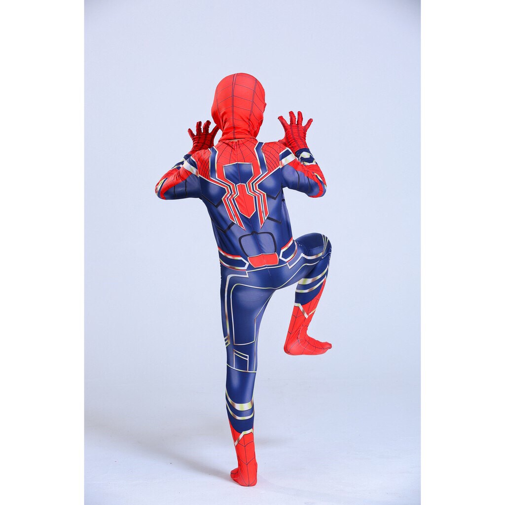 Bộ đồ hóa trang người nhện cho bé