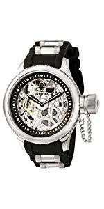Invicta Women s 15147 Angel Stainless Steel and White Leather Watch 13