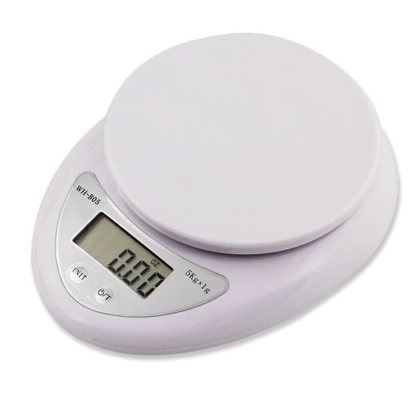 Cân Điện Tử Nhà Bếp 5kg - Cân Chia Thực Phẩm Nhà Bếp - Cân Tiểu Ly 5kg