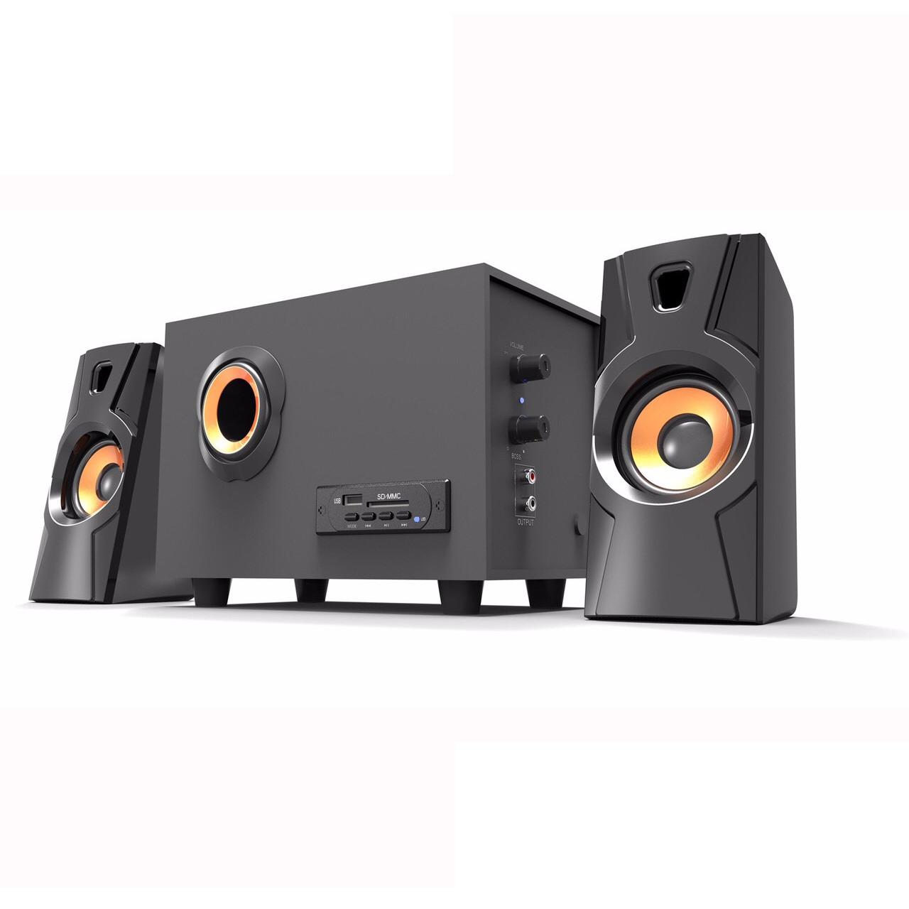 Loa nghe nhạc Bluetooth T-3500 Bosston - Hàng chính hãng