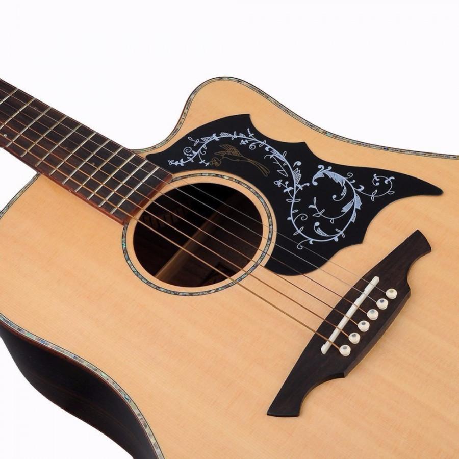 Miếng dán chống trầy cho đàn guitar