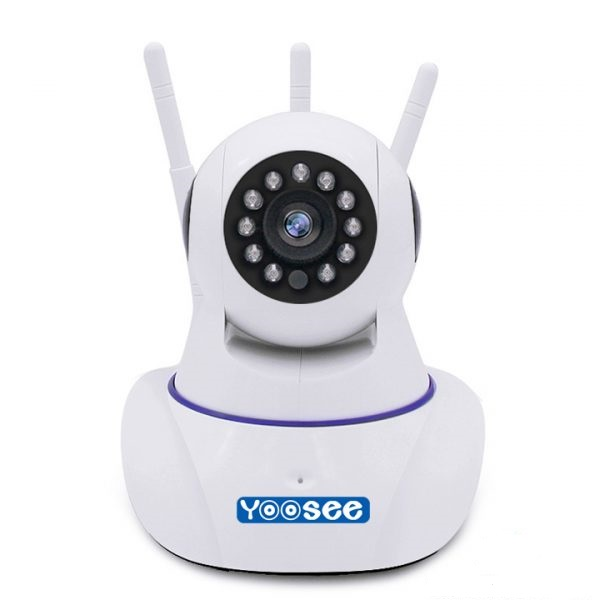 Camera Giám Sát IP Yoosee 3 Râu - Hàng nhập khẩu