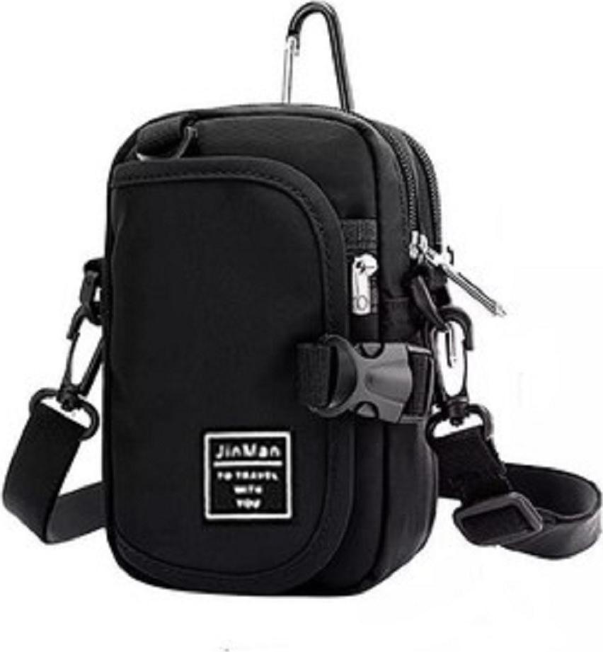 Túi đeo hông MINI cao cấp chứa điện thoại và card Phong Cách Thời Trang (có kèm dây đeo)