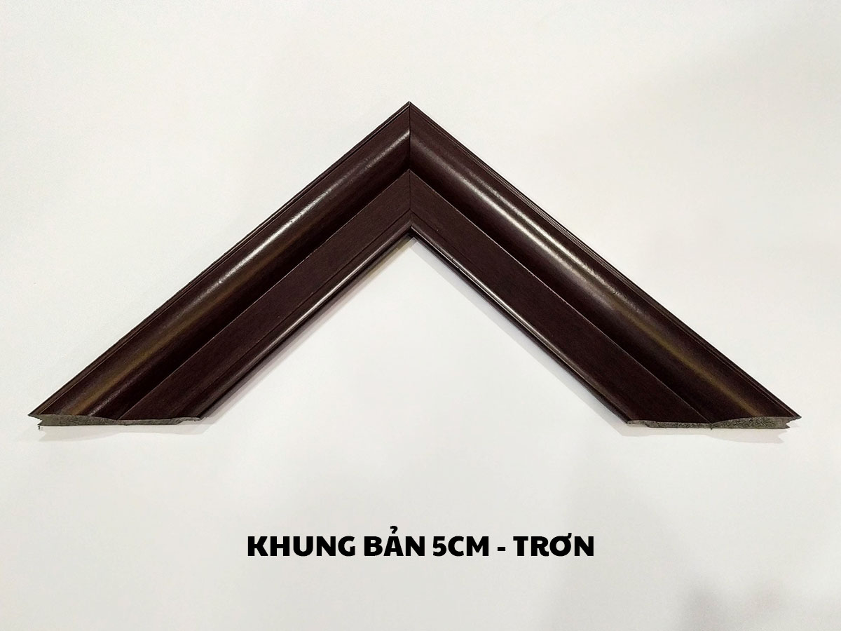 Tranh canvas phong thủy treo tường - Thuận buồm xuôi gió - TBXG013 - Khung màu nâu trầm bóng - 150x80cm
