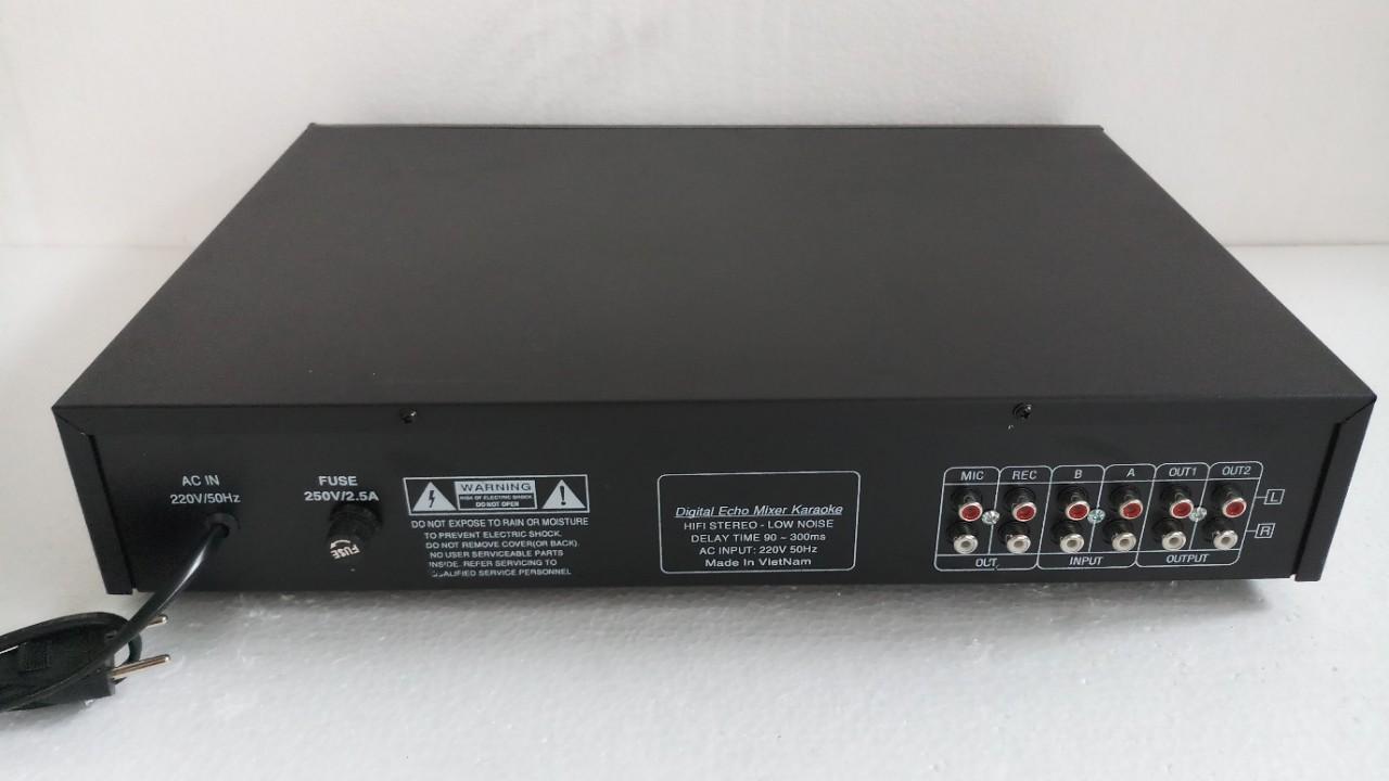 Vang Karaoke Oriole K302- Hàng chính hãng