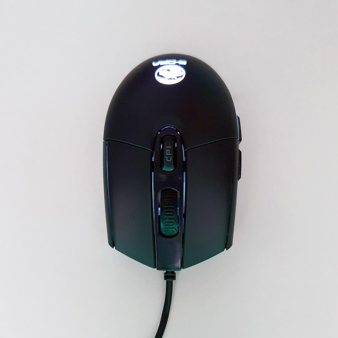 Chuột chơi game E-Dra EM6102 - Hàng chính hãng