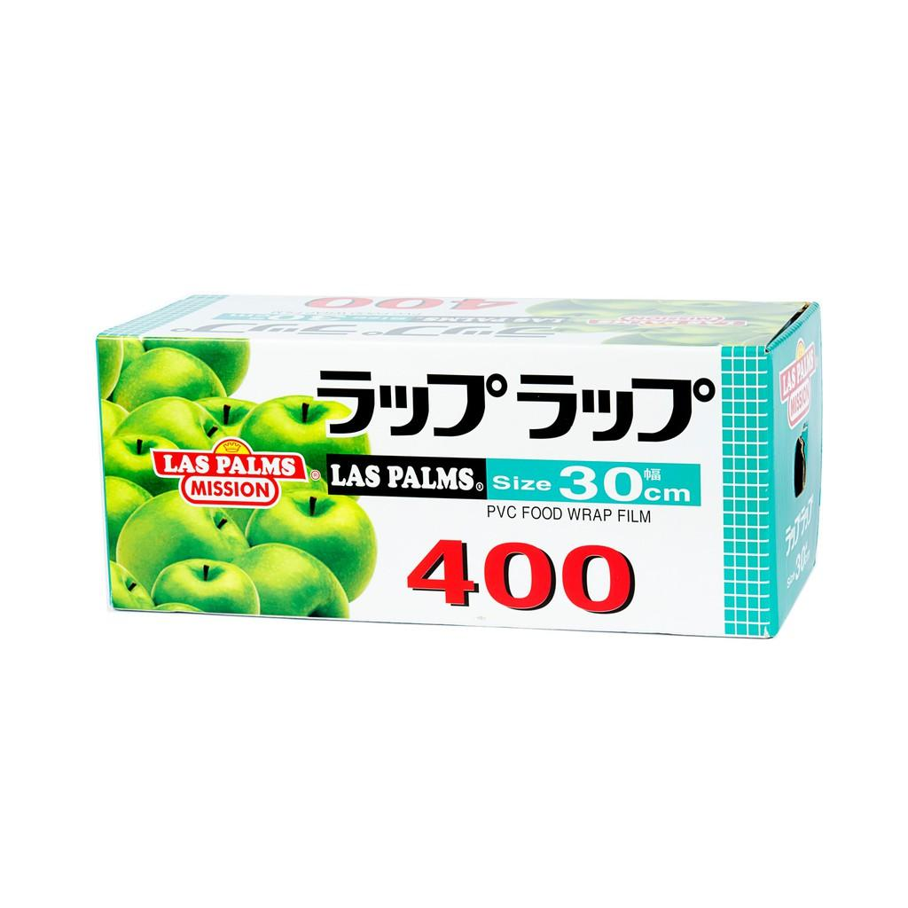 Màng bọc TP Laspalm 30cmx300m-dao nhựa (xanh)