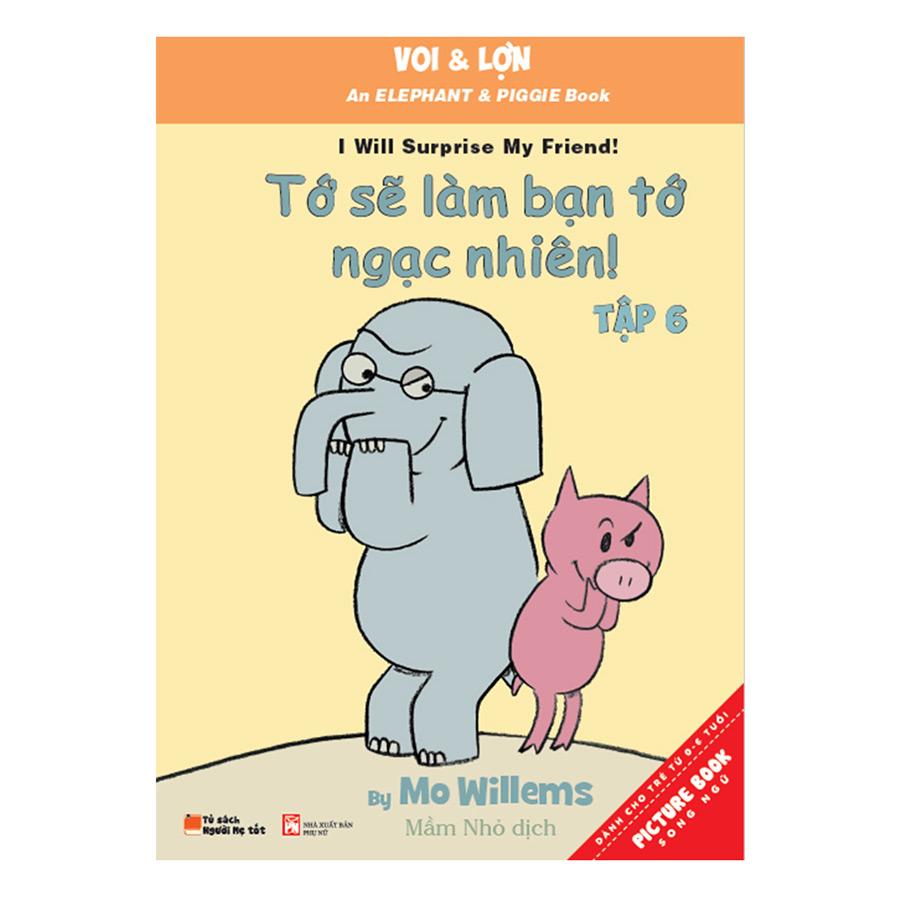 Combo Song Ngữ Kinh Điển - Voi & Lợn - Phần 2 (Tập 5+6+7+8)