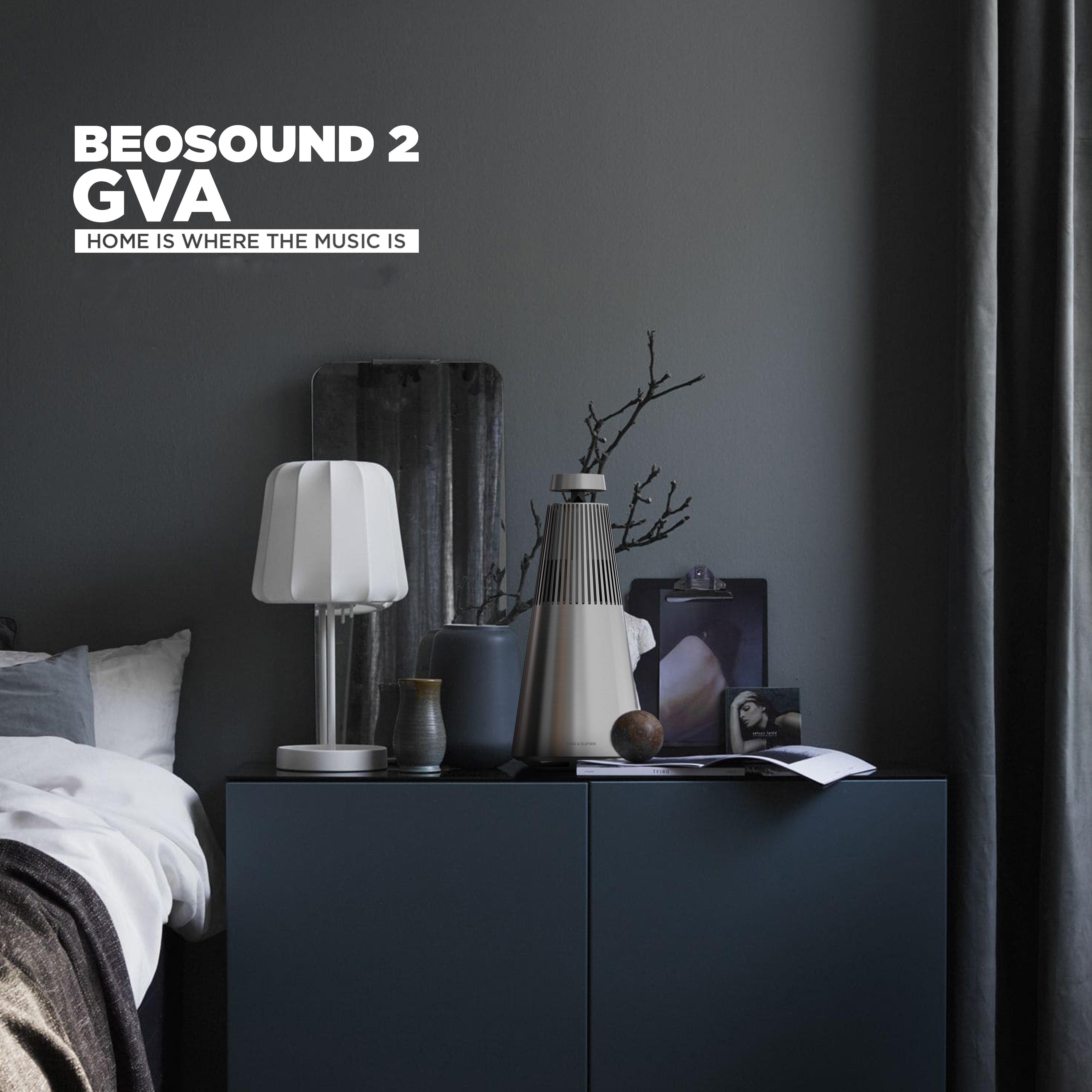 Beosound 2 Alu GVA - Hàng chính hãng