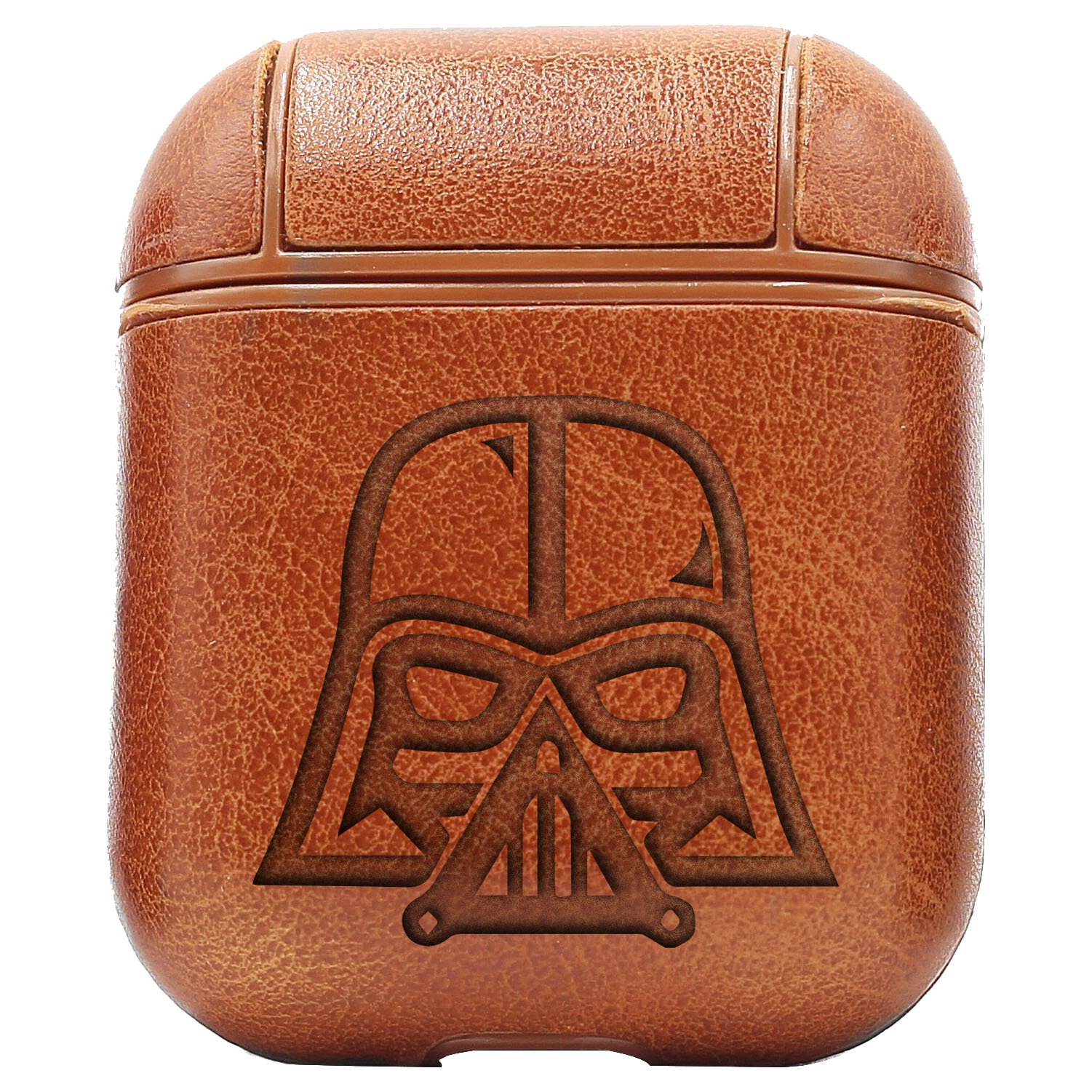 Bao Da Cover Apple Airpods 1 / 2 Premium  Khắc Hình Usa Epic Wars Star Wars