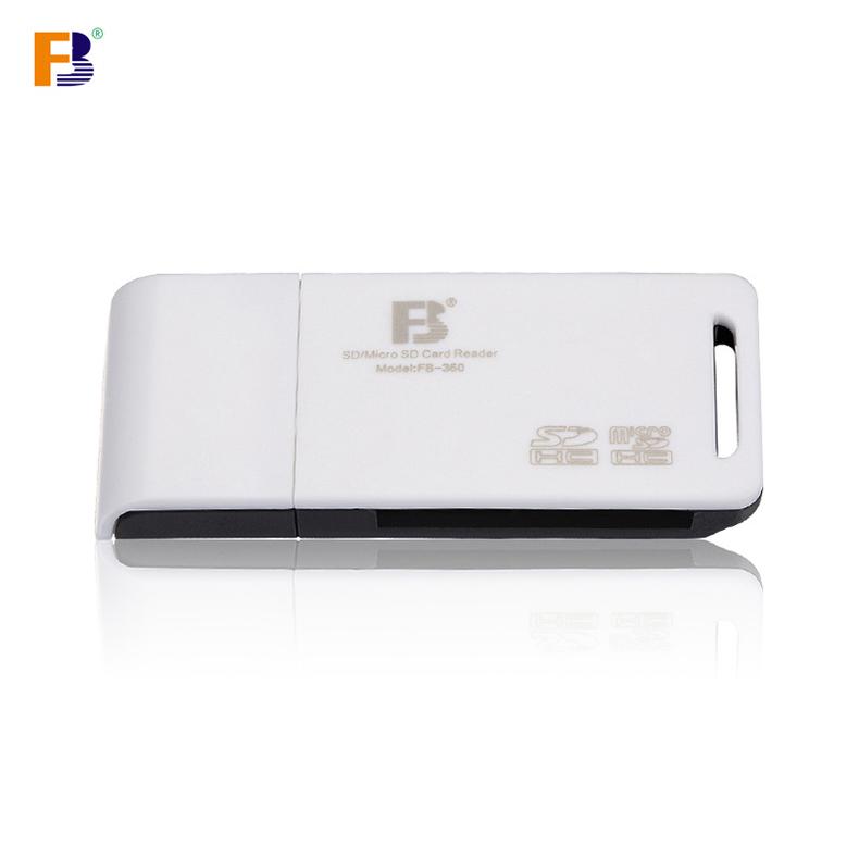 Đầu Đọc Thẻ Nhớ Đa Năng FB-360 Cho Micro SD SDHC TF - Hàng nhập khẩu