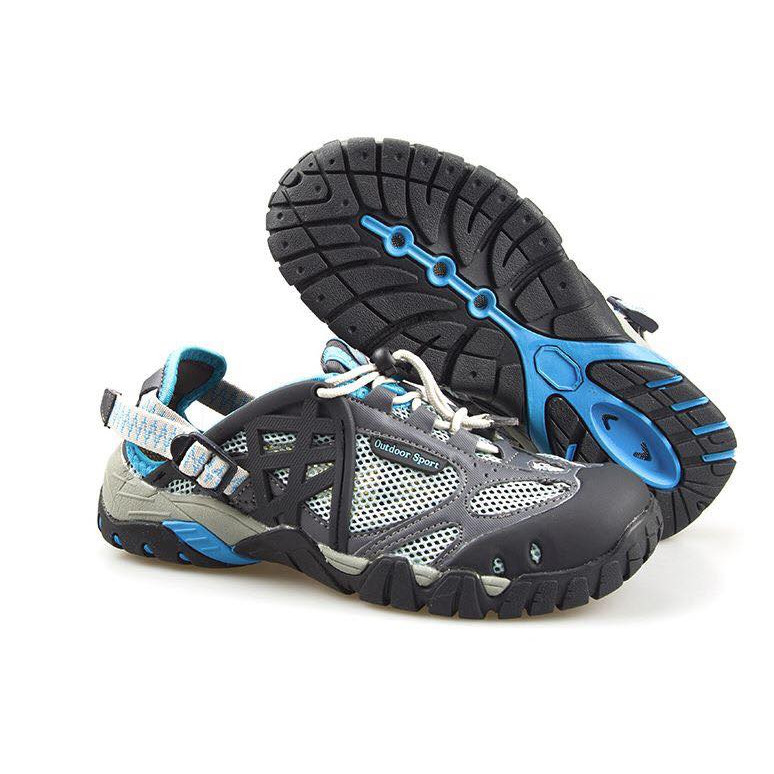 Giày lội nước, giày đi biển, giày đi suối, đi câu cá thoát nước nhanh dành cho nữ
