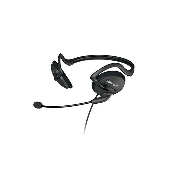 Tai nghe có dây Microsoft LifeChat LX-2000 - Hàng chính hãng