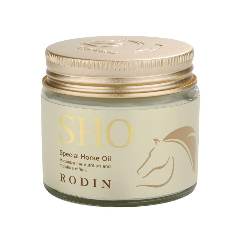 Kem dưỡng da sáng mịn chống nhăn da dưỡng mềm da trắng hồng chiết xuất Dầu Ngựa Rodin SHO Special Horse Oil, Hàn Quốc 70ml