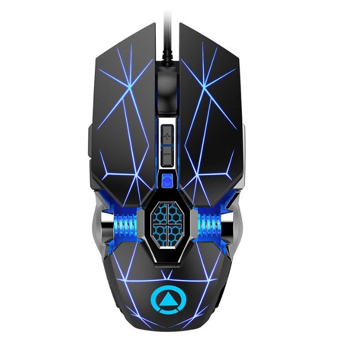 Chuột máy tính chơi game có dây G3-OS, thiết kế mô hình siêu xe ấn tượng, DPI tùy chỉnh, đèn tia nước đẹp mắt- Hàng nhập khẩu